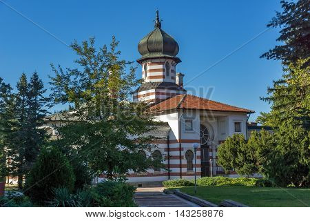 Old Church in the center of City of Pleven, Bulgaria