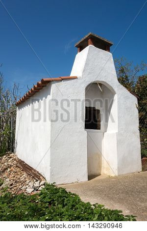 Traditional Greek Village Oven