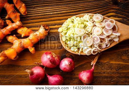 aromatic, asia, asian, background, chili, cooking, cuisine, culinary, flavor, food, fresh, garlic, ginger, green, health, healthy, herb, herbal, ingredient, isolated, leaf, lemon, medicinal, medicine, natural, onion, pepper, red, shallot, spice, spicy, sw