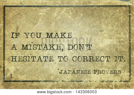 Make Mistake Jp