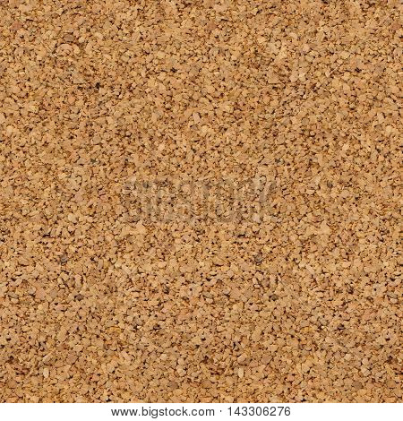 Image of brown cork board texture background.