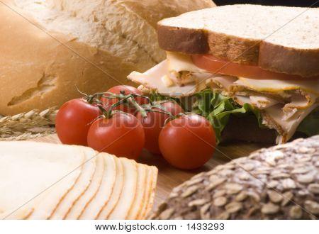 Deli Sandwich 010