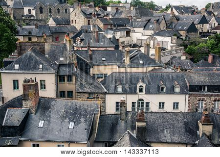 Old City Roofs
