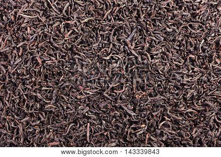 Black Tea Loose Dried Tea Leaves, Marco