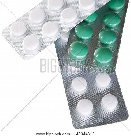 Medicine Pils Into Boxes