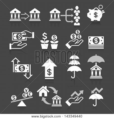 Business Banking Icon1 Black