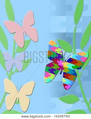 Aspie mariposa