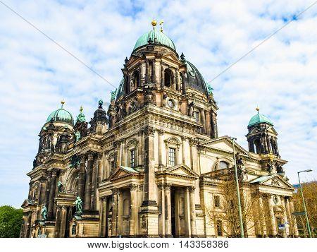 Berliner Dom Hdr