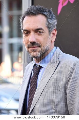 LOS ANGELES - AUG 15:  Todd Phillips arrives to the