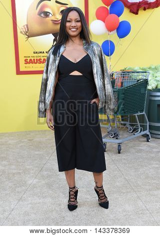 LOS ANGELES - AUG 09:  Garcelle Beauvais arrives to the