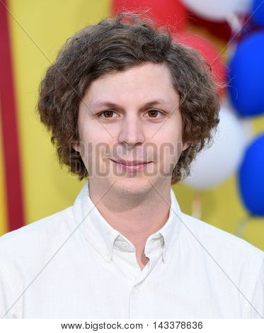 LOS ANGELES - AUG 09:  Michael Cera arrives to the