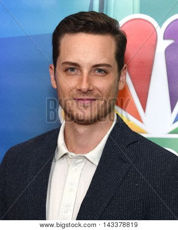 LOS ANGELES - AUG 02:  Jesse Lee Soffer arrives to the NBC Universal TCA Summer Press Tour 2016 on August 02, 2016 in Beverly Hills, CA