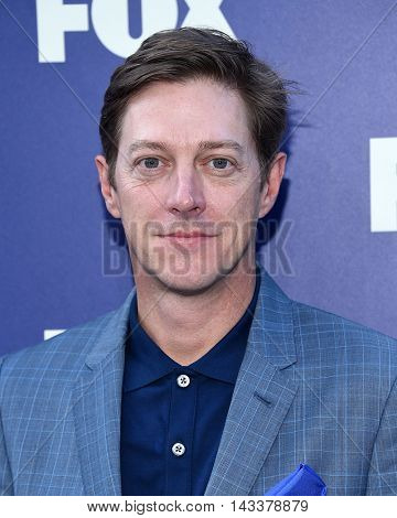 LOS ANGELES - AUG 08:  Kevin Rahm arrives to the FOX Summer TCA Party 2016 on August 08, 2016 in West Hollywood, CA