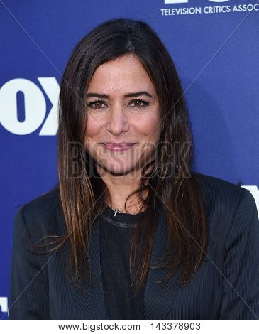 LOS ANGELES - AUG 08:  Pamela Adlon arrives to the FOX Summer TCA Party 2016 on August 08, 2016 in West Hollywood, CA