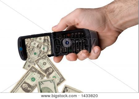 Money Cell Phone