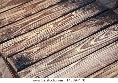 wooden background. material