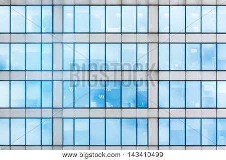Glass Facade Texture