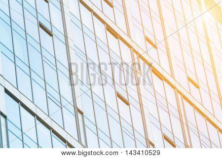 Modern Facade Glazing