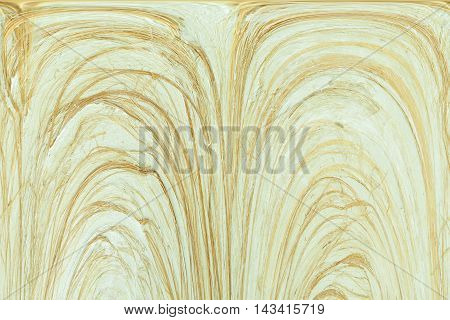 Mulberry paper. Background textured striped handmade paper.