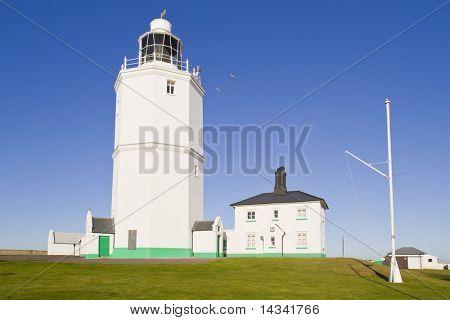 North Foreland lighthouse, kent, UK
