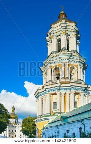 Kiev Pechersk Lavra Architecture, Ukraine