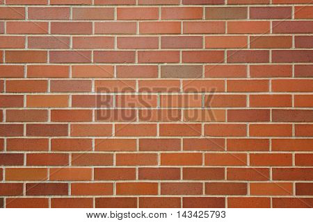 Empty clean background of brick wall texture