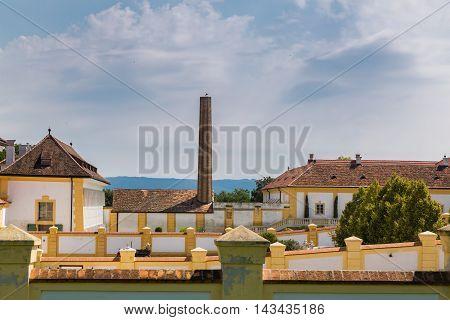 Estate Farm At Castle Schloss Hof, Austria
