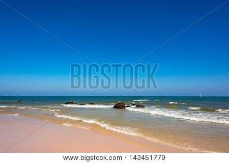 Asian Beach, Hua Hin, Thailand