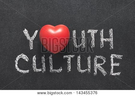 Youth Culture Heart