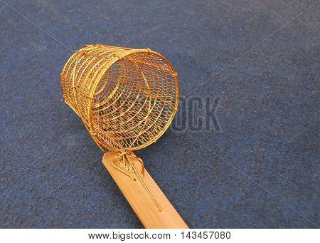 a strainer a colander a lawn sieve Handmade