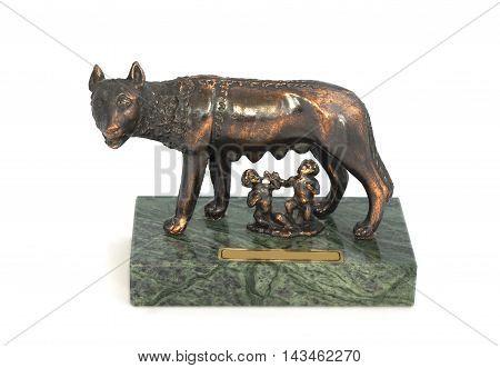 Rome Symbol - Capitoline Wolf
