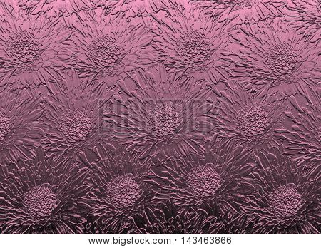 Colorful glass pattern texture and background .