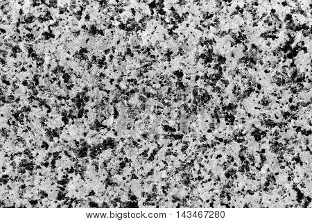 Black and white marble texture. Marble texture background. Real marble background. Marble texture monochrome colors with black dots. Abstract marble background close-up