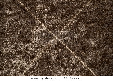 beige cross in the wall background abstract