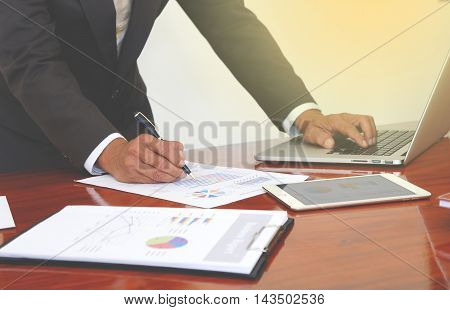 Business documents clarify the controversial sales. meeting
