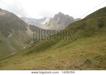 Mountain Valley, Caucasus