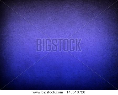 blue painting wall background