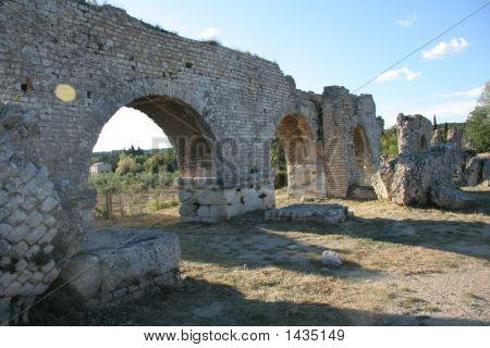 Aqueduct Of Arles
