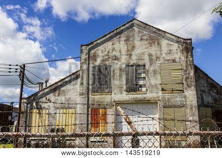 Abandoned Rust Belt Factory - Worn Broken and Forgotten II