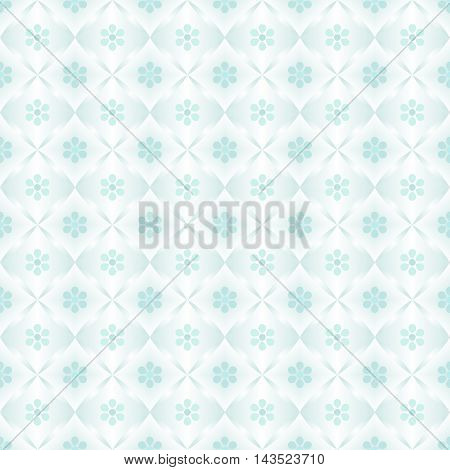 decorative background or seamless pattern - vector illustration