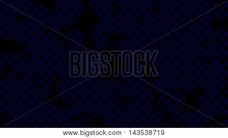 blue wire frame 8 bit grid background image