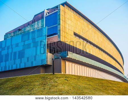 Museo Automobile Torino (hdr)