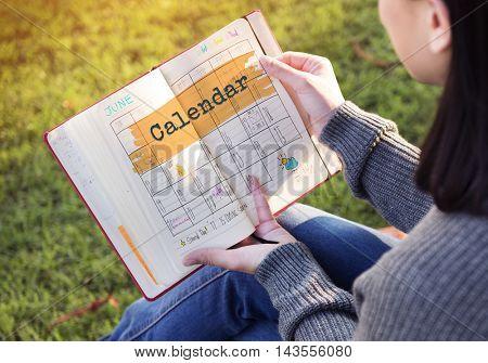 Calendar Agenda Planner Reminder To Do Concept