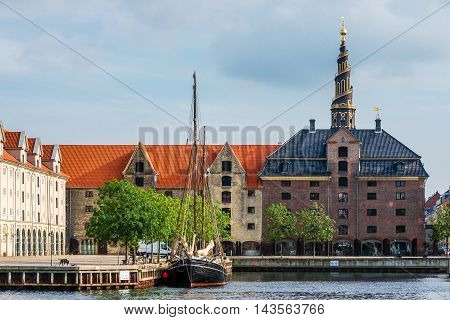 Church Of Our Saviour And Christianshavn