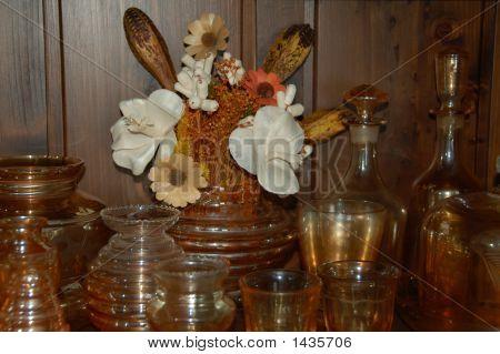 Glass, Antiques