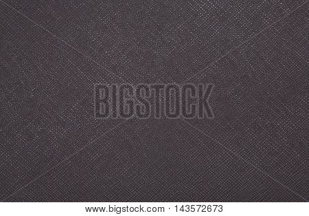 Brown Pressed Leather