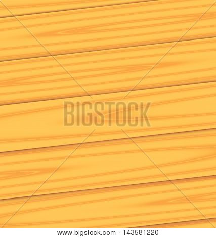 Wooden Texture With Boards