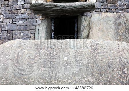 Newgrange,  Bru Na  Boinne