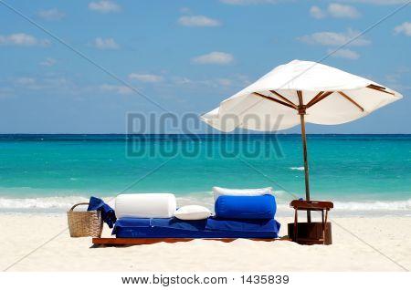 Sunbedbasket