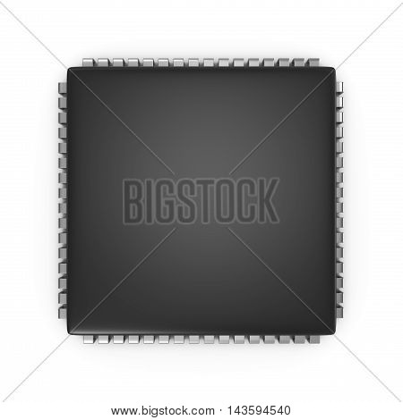 Microchip Top View